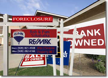 Facing Foreclosure in Sedona
