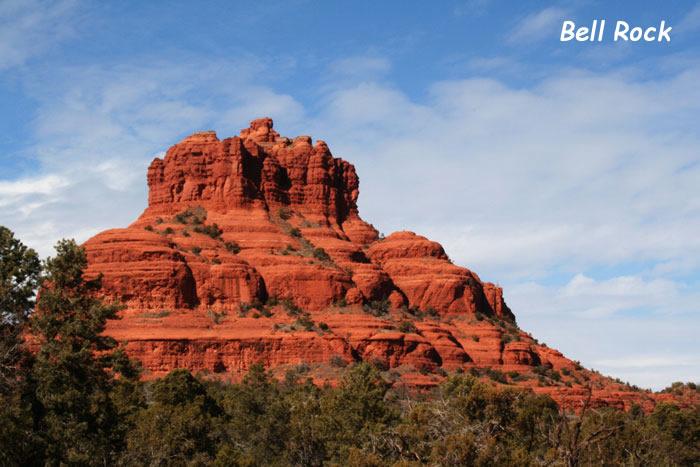 Sedona Red Rock Views - Bell Rock