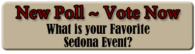 Vote in Our Sedona Poll