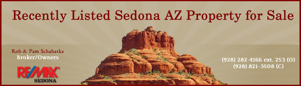 New Sedona Property Listed For Sale